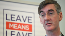 Jacob Rees-Mogg: 'I've as much chance of being the new pope as I have of becoming the next prime minister'