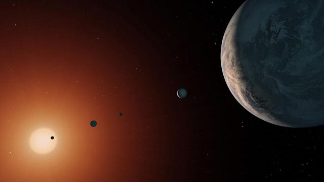 The TRAPPIST-1 star system may be too old for life