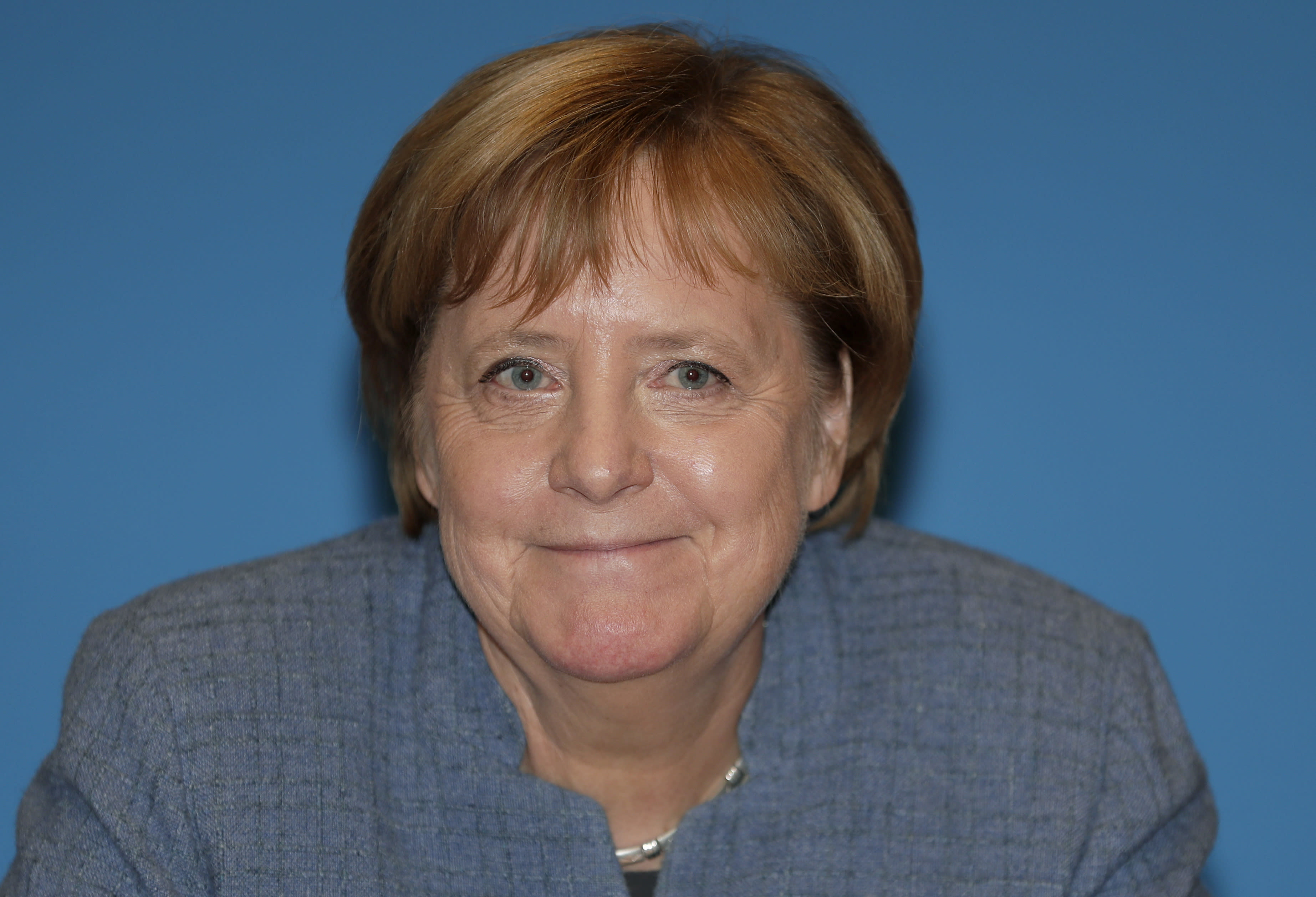 germany 39 s merkel says she can work well with any successor. Black Bedroom Furniture Sets. Home Design Ideas