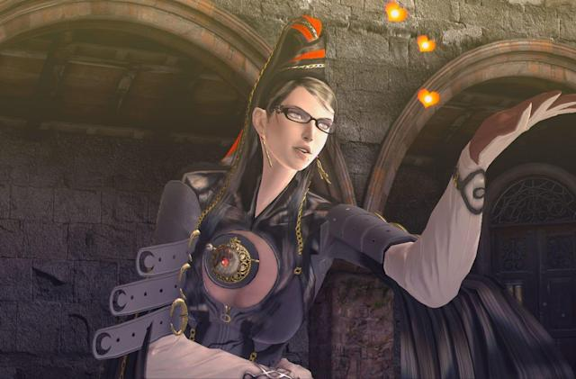 It looks like 'Bayonetta' and 'Vanquish' 4K remasters are coming to Xbox One