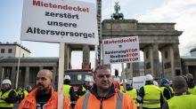 La Justicia alemana declara ilegal poner límite al precio de los alquileres en Berlín