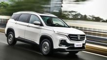 MG Hector SUV: Coming soon to India