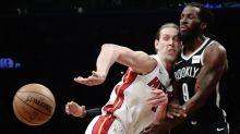 Carroll anota 26 en triunfo de Nets sobre el Heat 101-95