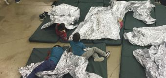Border agent on crying kids: 'An orchestra in here'