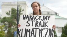 """""""À l'école, nous n'apprenons presque rien sur le développement durable"""": la jeune militante Inga Zasowska veut bousculer la Pologne sur le climat"""