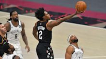 Nets' defensive woes flare up again in second straight loss to Cavaliers