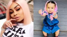 Blac Chyna slammed for one-year-old daughter's clip-in hair extensions