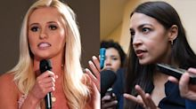 Tomi Lahren dresses as Alexandria Ocasio-Cortez for Halloween, 'the thing that scared me most'