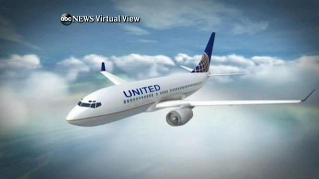 Turbulence Hurts Passengers, Crew on United Airlines Flight