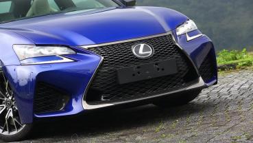性能與舒適的和解 Lexus GS F