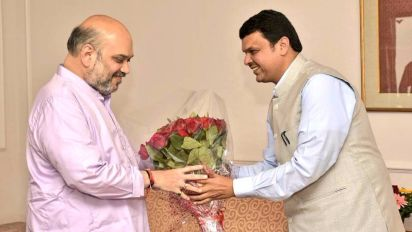QMumbai: Shah-Fadnavis Meeting; Delay in Hawkers' Policy & More
