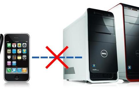 iPhone and Windows 7 don't play nice, Intel P55 chipset to blame