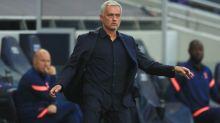 "Premier League: Tottenham-Trainer Jose Mourinho ""enttäuscht"" von ""faulen"" Spurs"