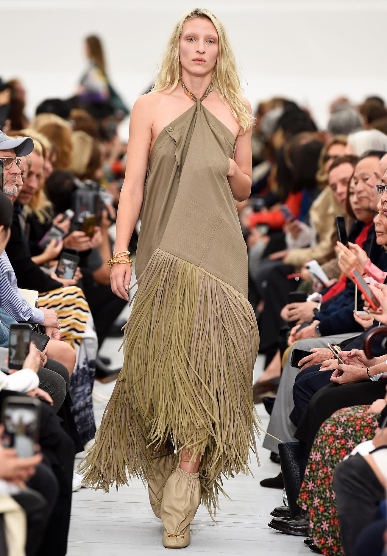 Paris Fashion Week Shows Its Bohemian Side