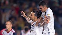 How good does Zlatan think Galaxy's new star is? 'Too good for MLS'