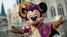 Disney World Raises Its Prices ... Because It Can