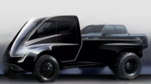 "Tesla's new ""cybertruck"" appears to be coming tonight"