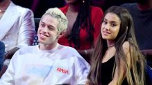 Pete Davidson Spotted for the First Time in N.Y.C. After Split from Ariana Grande