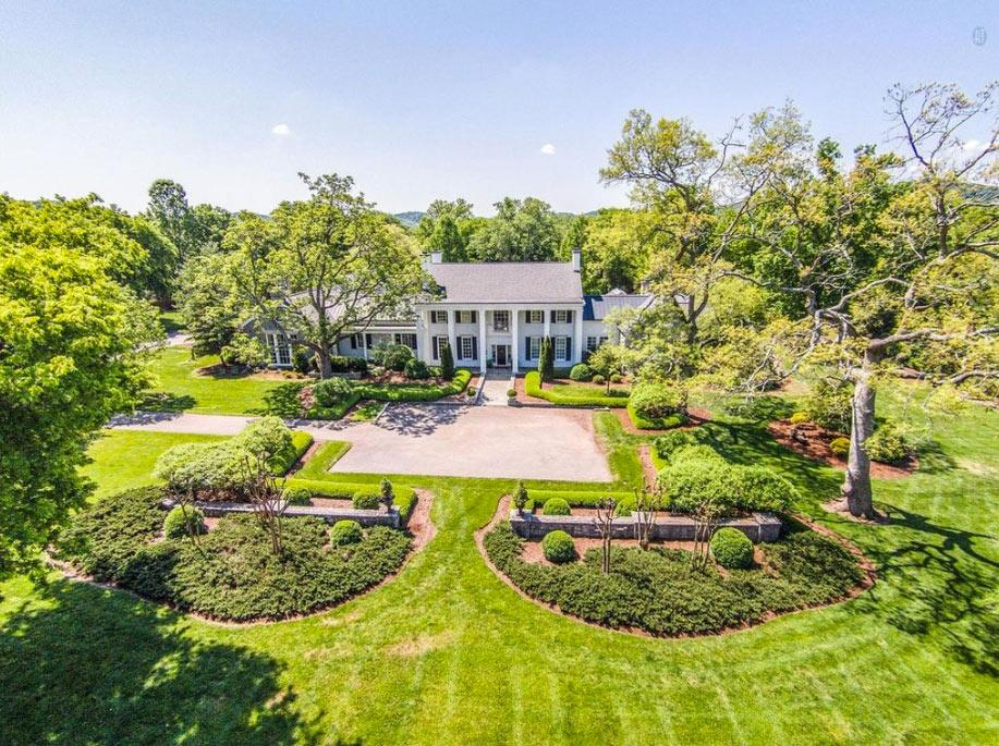 """<p>Beds: 6 Baths: 6 full, 2 half Square Feet: 10,898 Price: $8.995 Million Though it might be a <em>touch</em> above their price range, for true country living, the young family should try on this <a href=""""http://www.realtor.com/realestateandhomes-detail/2281-Old-Hickory-Blvd_Nashville_TN_37215_M88575-89663#photo1"""" rel=""""nofollow noopener"""" target=""""_blank"""" data-ylk=""""slk:elegant manse"""" class=""""link rapid-noclick-resp"""">elegant manse</a> on 16 grassy acres. </p>"""