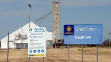 GrainCorp to cop $40m drought, trade hit