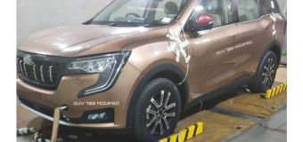 Production-spec Mahindra XUV700 leaked ahead of launch, interior teased