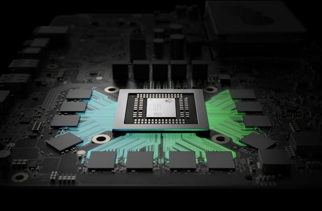 Microsoft's 'Project Scorpio' Xbox promises true 4K gaming