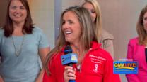 Brandi Chastain Says Soccer Was 'Love at First Kick'