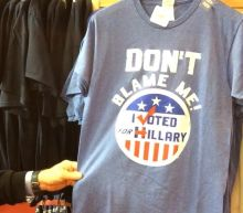 White House Gifts Selling Hillary Clinton Inauguration Merch on Clearance