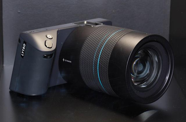The Lytro Illum Camera is over 70 percent off