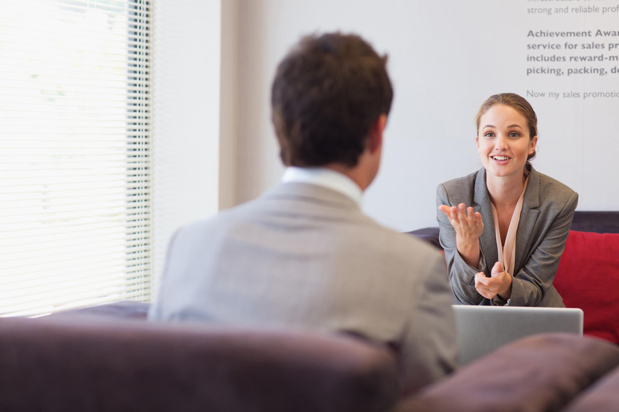 The 7 signs you nailed your job interview