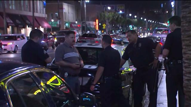 Woman Fatally Stabbed After Taking Pictures of Transients in Hollywood