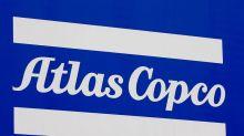 Atlas Copco fourth quarter tops forecast as vacuum unit weathers slump