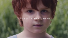P&G ad goes viral amid debate over 'toxic masculinity'