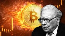 Bitcoin or Buffett? One gambler is willing to wager millions on the first