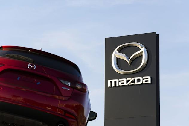 Mazda will show off its first EV at the Tokyo Motor Show