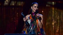 Fans reckon Jorja Smith just had 'Adele moment' at the Brits