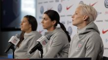 After equal pay defeat, questions linger about USWNT's legal strategy, chances of successful appeal and more