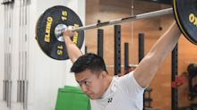 Why I Play series: Weightlifter John Cheah