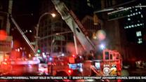 5 Firefighters Hurt In Upper East Side Apartment Fire