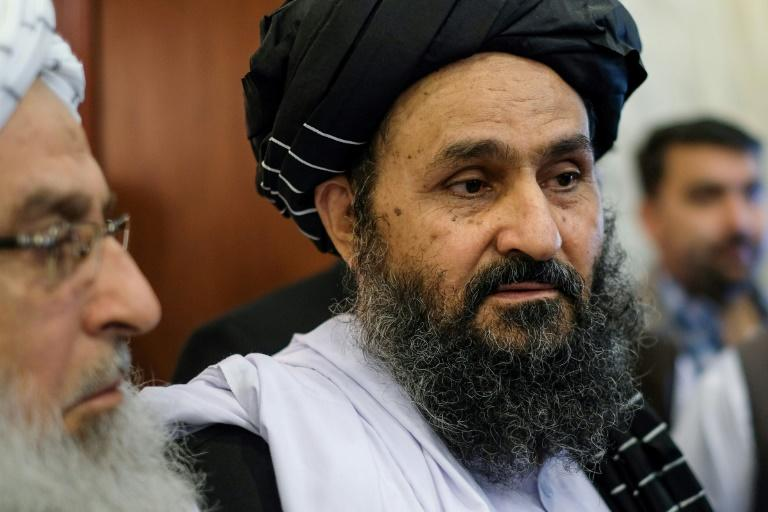 Afghan rivals resume talks for peace