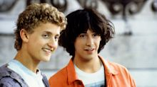 Most excellent! 'Bill & Ted 3' is on its way with original stars Keanu Reeves and Alex Winter