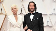 Oscars 2020: Keanu Reeves, Charlize Theron, And More Celebs Bring Their Moms As Their Dates