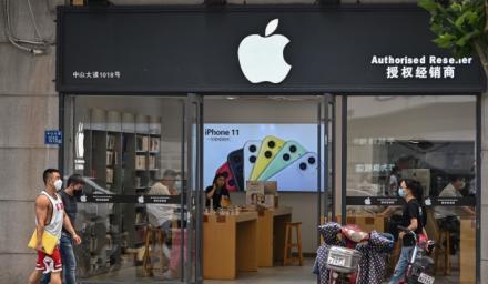 Apple 凍結中國區 App Store 數千款遊戲更新