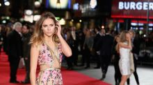 Suki Waterhouse is second-to-none in Reem Acra, and more best dressed of the week