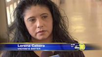 Woman caught in the middle of a Fresno murder testifies