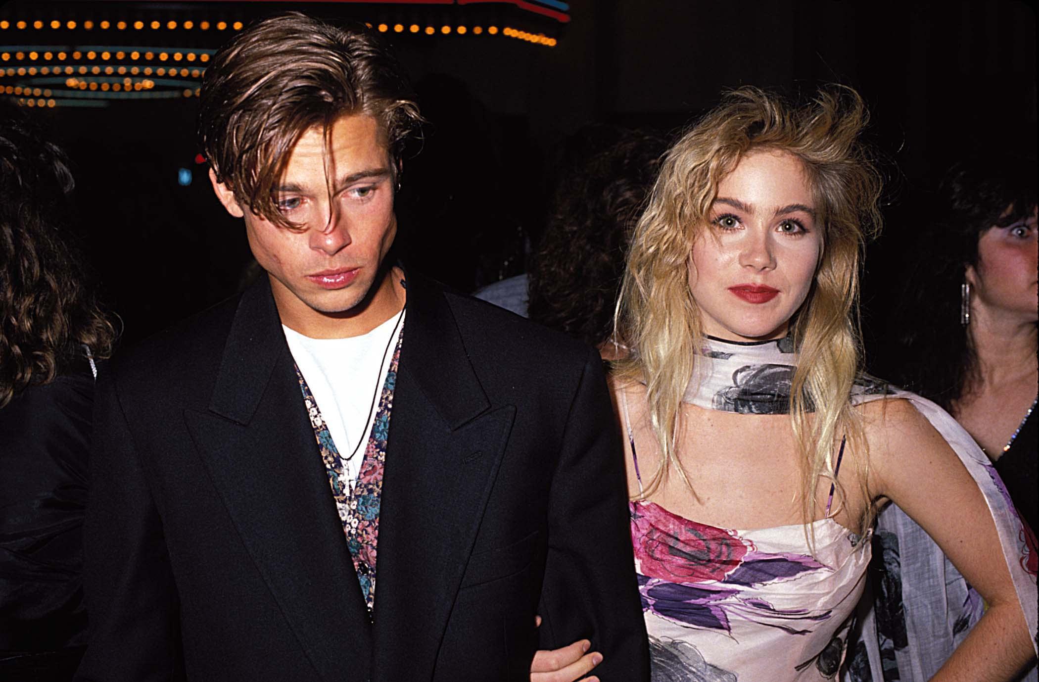 Brad Pitt dating historie Dating Sites for nylig separert