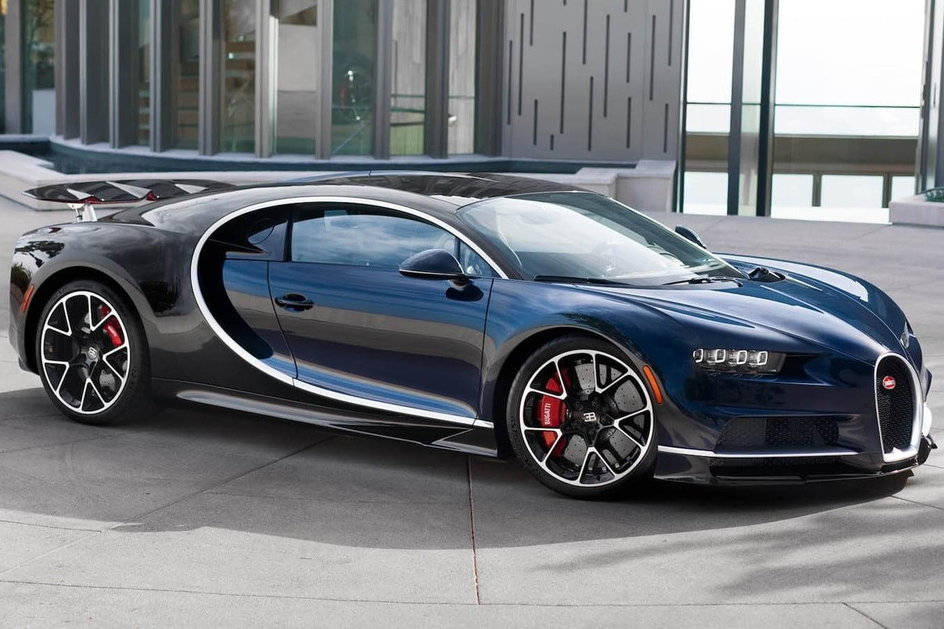 That Was Fast A Pair Of Bugatti Chirons Are Already Heading To Auction
