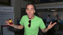 Steve-O marks 10 years of sobriety