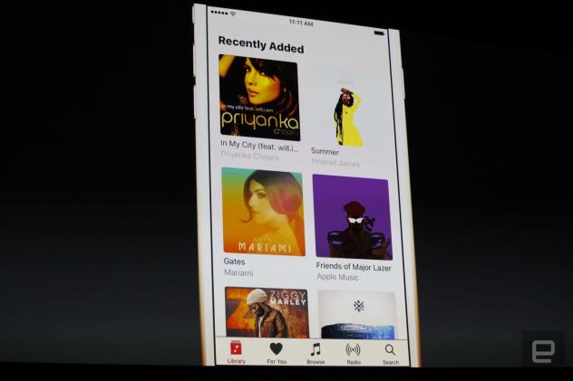 Apple rolls out more accurate iTunes matching for Apple Music