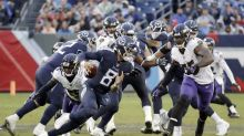 Titans, Chargers meet in London going in opposite directions